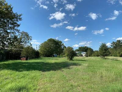 Fayette County Farm & Ranch For Sale: 2109 Jaster Road