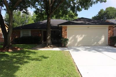Richmond Single Family Home For Sale: 723 Old Colony Drive