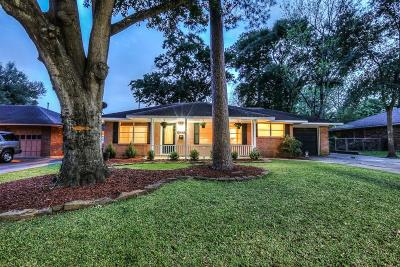 Oak Forest Single Family Home For Sale: 4601 Verdome Lane