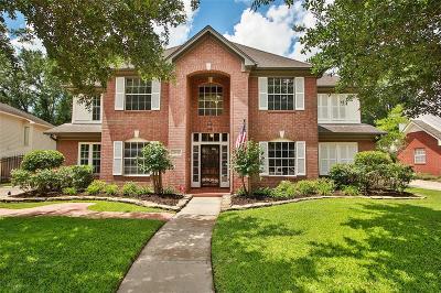 Houston Single Family Home For Sale: 15911 Ridge Park Drive