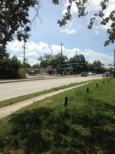 Harris County Residential Lots & Land For Sale: Sadler Street