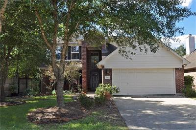 Kingwood Single Family Home For Sale: 26877 Iron Manor Lane