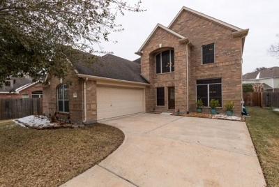 Kingwood Single Family Home For Sale: 26013 Castle Meadow Lane