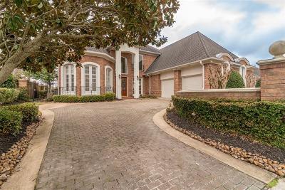 Houston TX Single Family Home For Sale: $529,900
