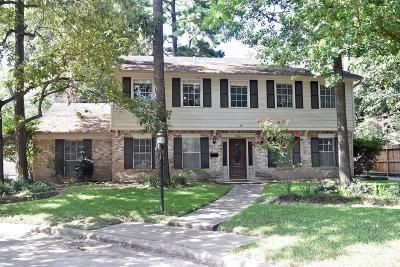 Houston Single Family Home For Sale: 13602 Pinerock Lane
