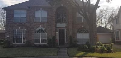 Sugar Land Single Family Home For Sale: 9519 Moorcroft Court N