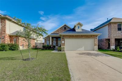 Humble Single Family Home For Sale: 9110 Eldorado Glen Drive
