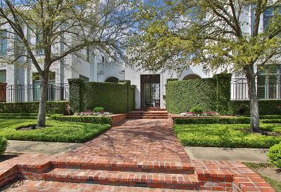 Houston Single Family Home For Sale: 3228 Bammel Lane