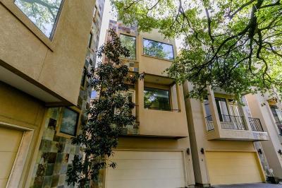 Houston Single Family Home For Sale: 2413 Ralph Street #4