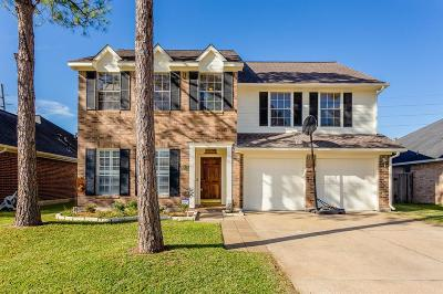Sugar Land Single Family Home For Sale: 16414 Maple Downs Lane
