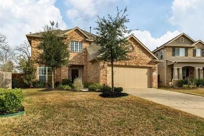 Conroe Single Family Home For Sale: 2285 Oak Circle Drive N