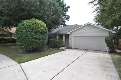 Humble Single Family Home For Sale: 7026 Foxport Lane