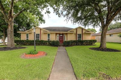Friendswood Single Family Home For Sale: 5442 Timpani Drive