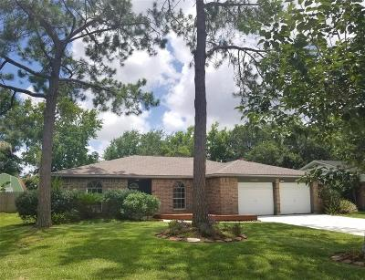 Dickinson Single Family Home For Sale: 5509 Thornwood Circle
