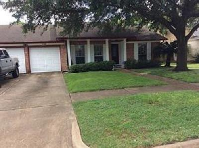 Houston Single Family Home For Sale: 9623 Clanton St
