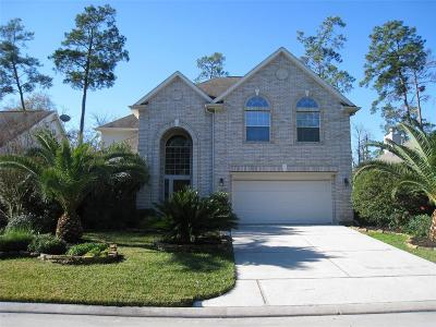The Woodlands Single Family Home For Sale: 27 Colewood Court