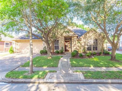 Single Family Home For Sale: 4146 Pine Crest Trail