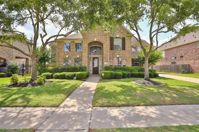 Sugar Land Single Family Home For Sale: 1614 Whitfield Street