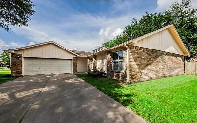 Missouri City Single Family Home For Sale: 16339 Quail Park