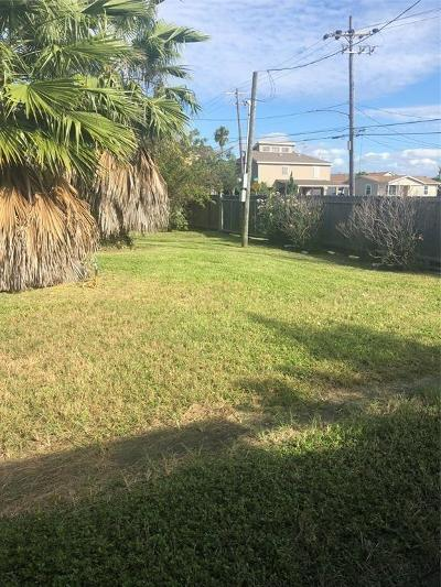 Galveston TX Single Family Home For Sale: $85,000