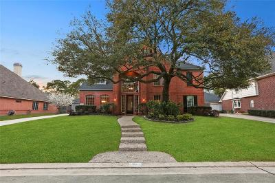 Kingwood Single Family Home For Sale: 5911 Rapid Creek Court