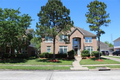 Pearland Single Family Home For Sale: 2906 Castlerock Court