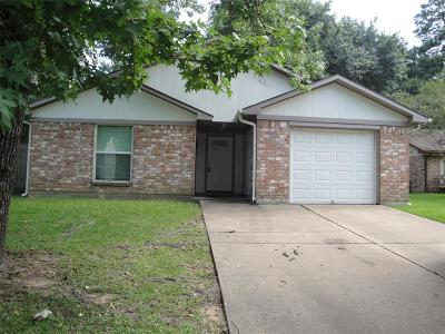 Porter Single Family Home For Sale: 3222 Santana Drive