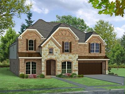 Rosenberg Single Family Home For Sale: 5838 Metaphor Way