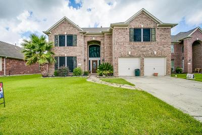 La Porte Single Family Home For Sale: 10419 Tree Hollow Circle