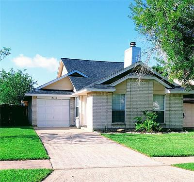 Channelview Single Family Home For Sale: 15146 Sheffield Terrace