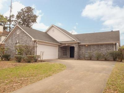 Spring Single Family Home For Sale: 17623 Smooth Rock Falls Drive