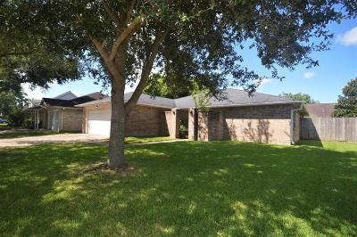 League City Single Family Home For Sale: 417 Windhollow Circle