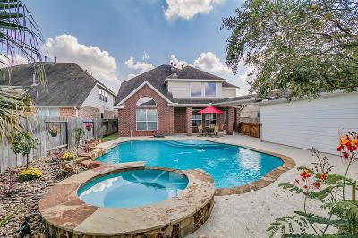 Katy Single Family Home For Sale: 6014 Gatewood Manor Drive