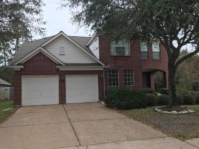 Houston Single Family Home For Sale: 14239 Faulkey Gully