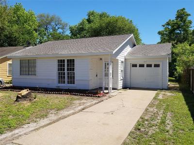 Galveston County Rental For Rent: 1015 Prune Street