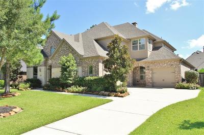 Humble Single Family Home For Sale: 17706 Carr Creek Lane