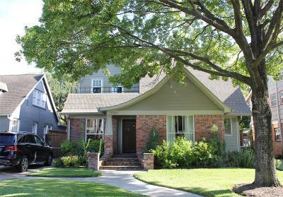 Houston Single Family Home For Sale: 2245 Branard