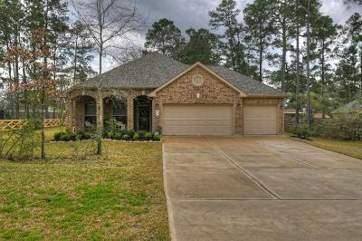 Magnolia Single Family Home For Sale: 17903 Country Grove