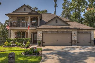Willis Single Family Home For Sale: 9068 S Comanche Circle