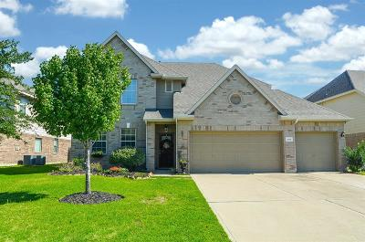 Katy TX Single Family Home For Sale: $319,900