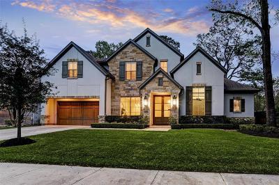 Houston Single Family Home For Sale: 414 Gretel Drive