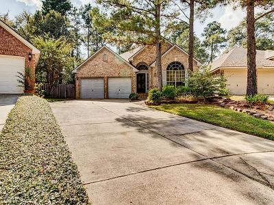 The Woodlands Single Family Home For Sale: 35 Tethered Vine Place