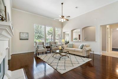 Spring Single Family Home For Sale: 7206 Wedgehollow Court