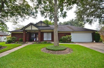 Fort Bend County Single Family Home For Sale: 3423 Bedford Forrest Court