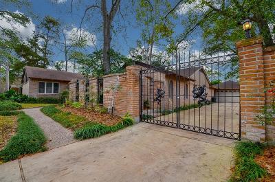 Briargrove Park Single Family Home For Sale: 10131 E Briar Drive Drive