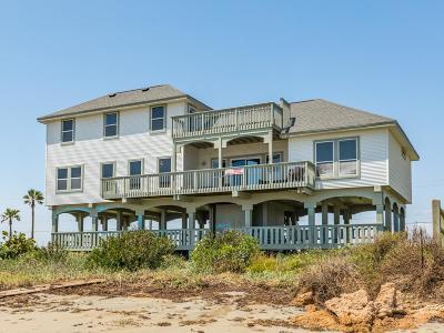 Galveston Single Family Home For Sale: 11835 Sunbather Lane