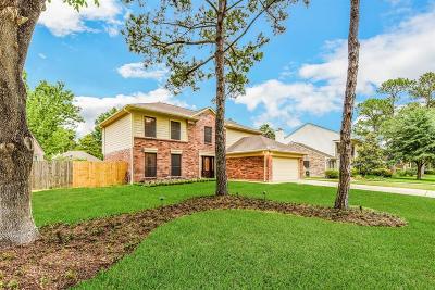 Single Family Home For Sale: 7423 Dogwood Falls Road
