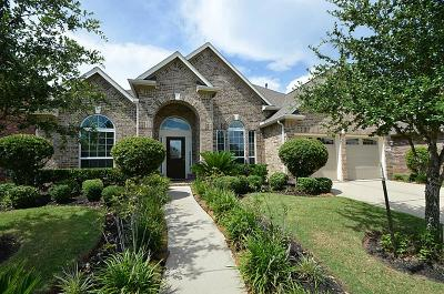 Sugar Land Single Family Home For Sale: 6707 Chalice Place