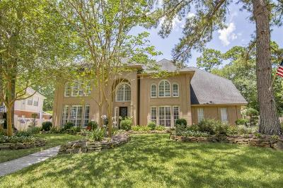 Houston Single Family Home For Sale: 5911 Garden Hollow Court