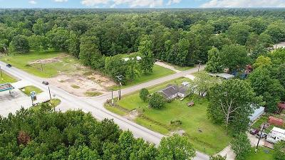 Montgomery County Residential Lots & Land For Sale: 26724 Morgan Cemetery Road